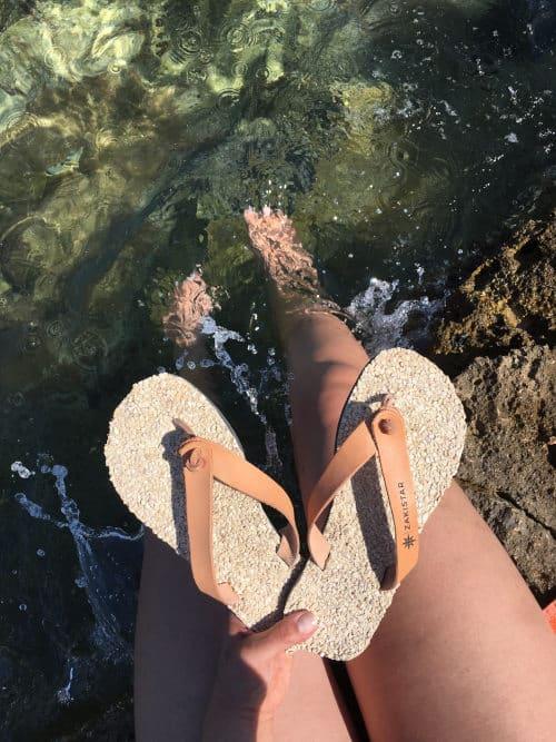 zakistar flip flops for summer