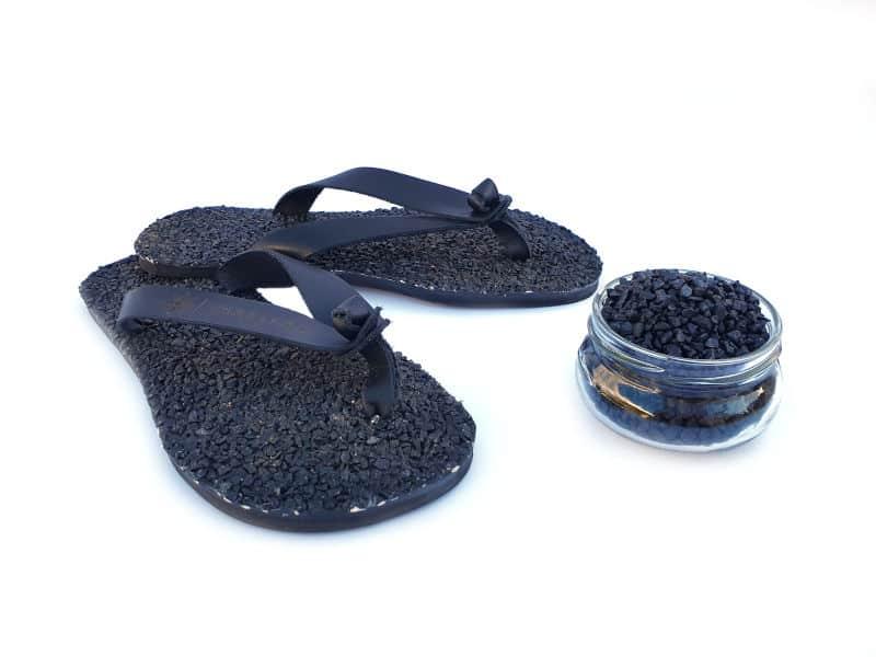Black Mamba Flip flops